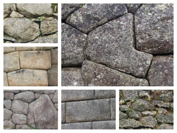 Rocks of Machu Picchu
