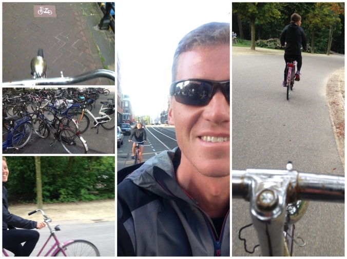 Other biking shots
