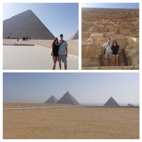 egypt prymids