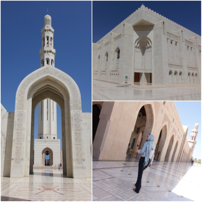 Mosque Outside