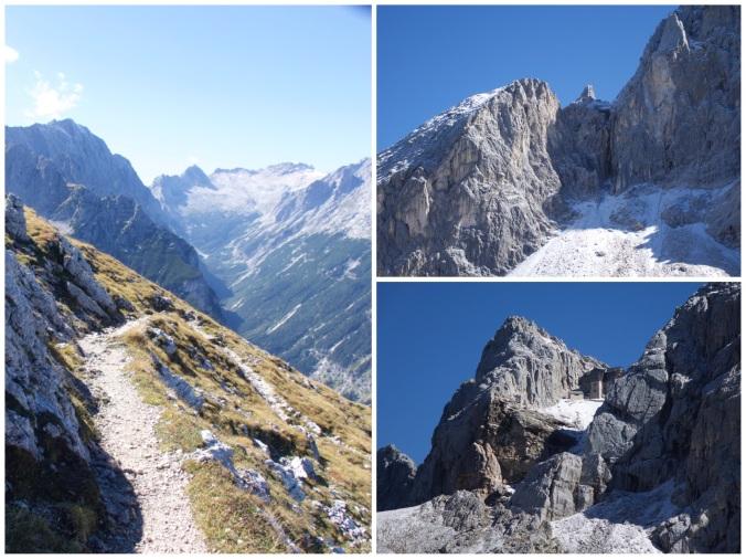 Wonderful, sunny mountains