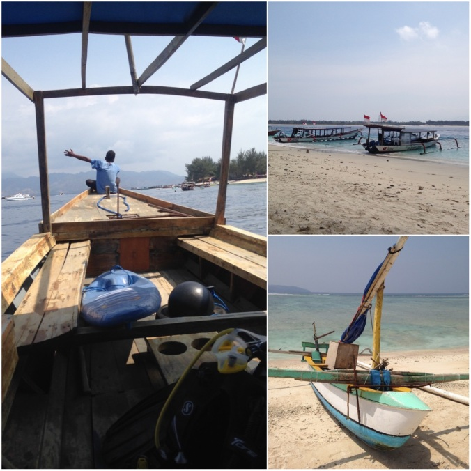 Scuba boats