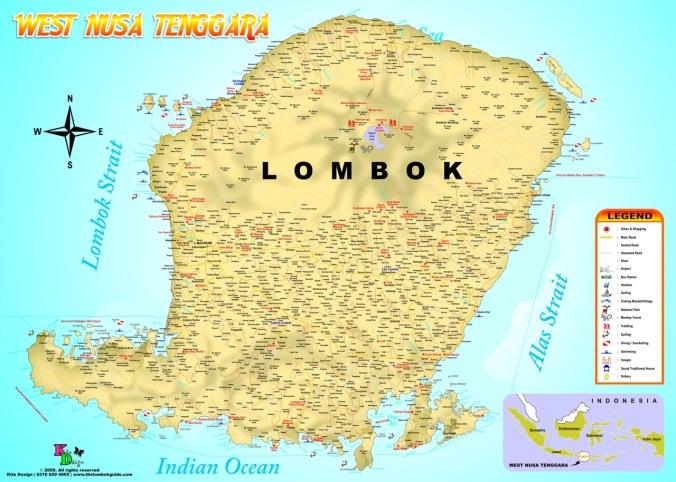 LombokMap