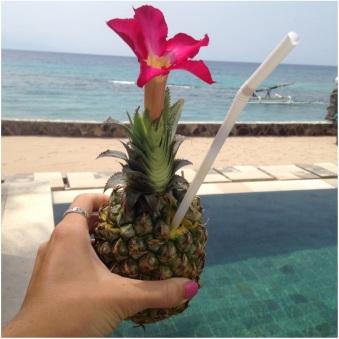 Senggigi pool drink